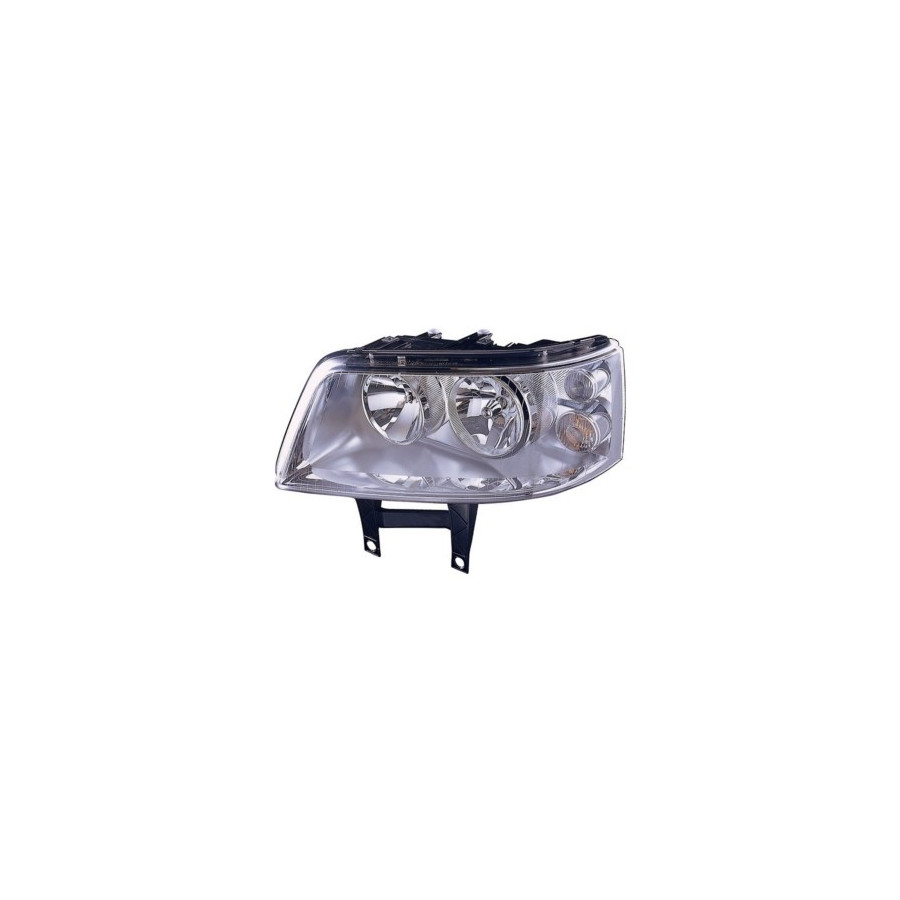 KOPLAMP LINKS MET KNIPPERL. H7+H1  +MOTOR        A.L. 5896963M Magneti Marelli, afbeelding 4