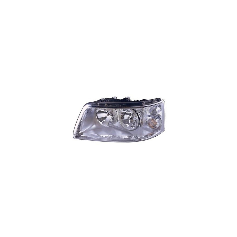 KOPLAMP LINKS MET KNIPPERL. H7+H1  +MOTOR        A.L. 5896963M Magneti Marelli, afbeelding 5