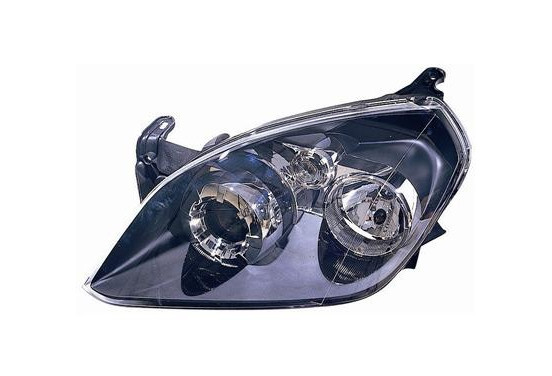 KOPLAMP LINKS MET KNIPPERL. H7+H1 'Sport'       VALEO 088755