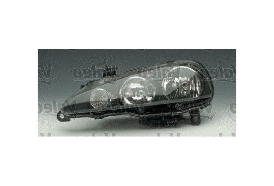 KOPLAMP LINKS MET KNIPPERL. XENON D1R+H1        VALEO 088822
