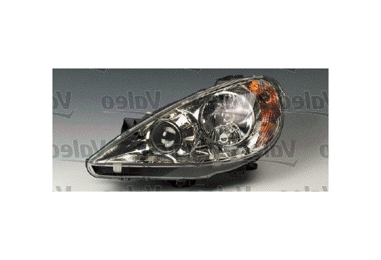 KOPLAMP LINKS MET KNIPPERL. XENON               VALEO 088429