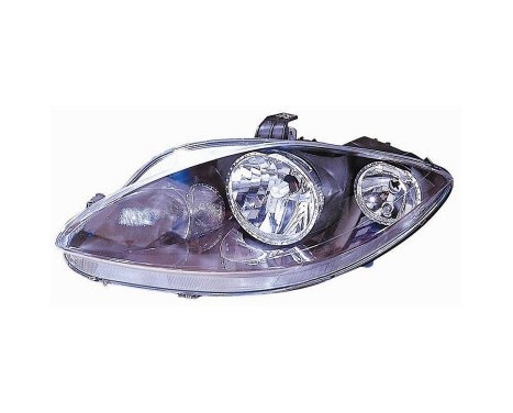 KOPLAMP LINKS  tot 3/'07 H7+H1 4941961 Van Wezel