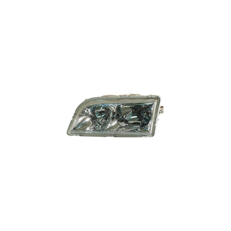 KOPLAMP LINKS van '01 tot '03 CHROOM (4 Pins) 5941961 Van Wezel