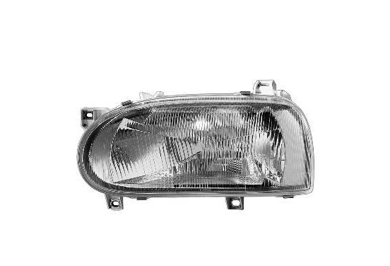 KOPLAMP LINKS vanaf '93  GOLF            VALEO 085740