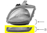 KOPLAMP LINKS +MOTOR +SPORTING  CARELLO