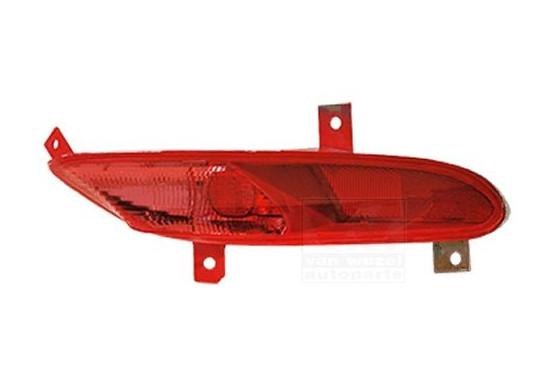 Mistachterlamp 0120930 Van Wezel