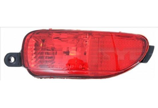 Mistachterlamp 19-0148-01-2 TYC