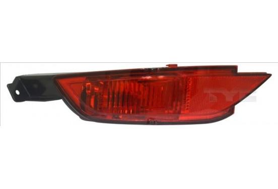 Mistachterlamp 19-0956-01-2 TYC