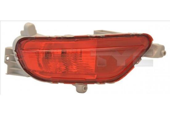 Mistachterlamp 19-14304-00-2 TYC