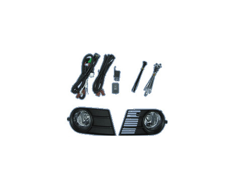 Set Mistlampen Suzuki Swift II 2005-2007 DL SZF01 AutoStyle