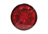 Set LED Mistlampen Lexus IS200 1998-2005 - Rood
