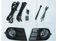 Set Mistlampen Suzuki Swift II 2005-2007