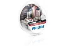 Philips 12342VPS2 H4 VisionPlus 55W 12V - 2 stuks