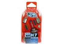 Reservelampset 11-delig H7