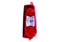 ACHTERLICHT LINKS ZONDER Elektrische Deel -2012 met 2 DEUREN 0905933 Van Wezel