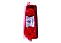 ACHTERLICHT RECHTS ZONDER Elektrische Deel -2012 met 2 DEUREN 0905934 Van Wezel