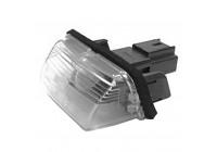 Kentekenverlichting Peugeot / Citroen 3222678001006 Origineel