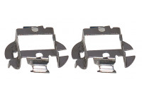 Set HID Xenon Montage-Adapters BMW/Ford/Mercedes/Opel/Saab/VW/Volvo (H7) - Set à 2 stuks