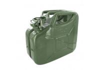 Jerrycan 10 liter groen