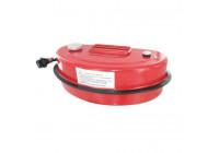 Jerrycan 3 liter rood
