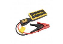 Hummer H2 Mini Jumpstarter/Lader 12.000mAH+LED Lamp