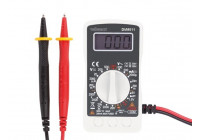 DIGITAL MULTIMETER - CAT II 500 V / CAT III 300 V - 1999 COUNTS