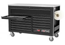 Gevulde gereedschapwagen 605-dlg. S15