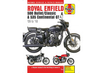 Royal Enfield 500 Bullet/ Classic  &  535 Continental GT  (09-18)