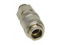 Snelkoppeling 1/4 inch buitendraad 1/2 inch