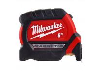 Milwaukee Rolmaat magnetisch 5 m