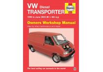 Haynes Werkplaatshandboek VW T4 Transporter diesel(1990-June 2003)