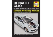 werkplaatshandboek renault clio 2
