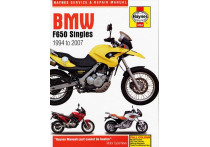BMW F650 Singles (94 - 07)
