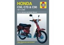 Honda C50, C70  &  C90  (67 - 03)
