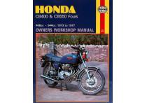 Honda CB400 & CB550 Fours (73-77)