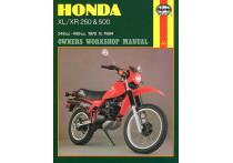 Honda XL/XR 250  &  500  (78 - 84)
