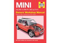 Haynes Werkplaatshandboek MINI benzine (Jul 2001 - 2006)