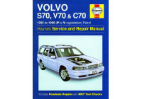 Haynes Werkplaatshandboek Volvo S70, V70 & C70 benzine (1996 - 1999)
