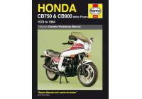 Honda CB750  &  CB900 dohc Fours  (78 - 84)