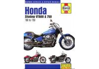 Honda Shadow VT600  &  750  (88 - 14)