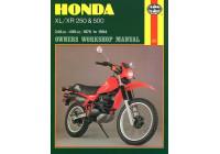 Honda XL/XR 250  &  500  (78 - 84)