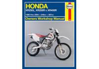 HondaXR250L, XR250R  &  XR400R  (86 - 04)