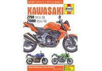 Kawasaki Z750  &  Z1000  (03 - 08)
