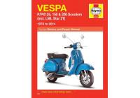 VespaP/PX 125, 150  &  200 scooters (Inc. LML Star 2T)  (78 - 14)