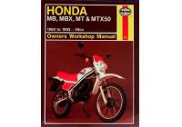 HondaMB, MBX, MT  &  MTX50  (80-93)