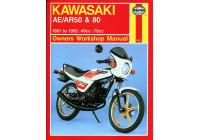 Kawasaki AE/AR 50  &  80  (81 - 95)