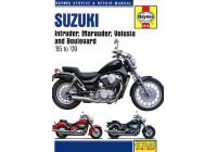 Suzuki Intruder, Marauder, Volusia  &  Boulevard  (85 - 17)