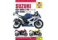 SuzukiGSX-R600/750  (04 - 05) GSX-R1000  (03 - 08)