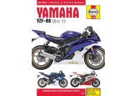 Yamaha YZF-R6  (06-13)