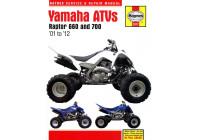 YamahaRaptor 660 & 700 ATVs(01 - 12)